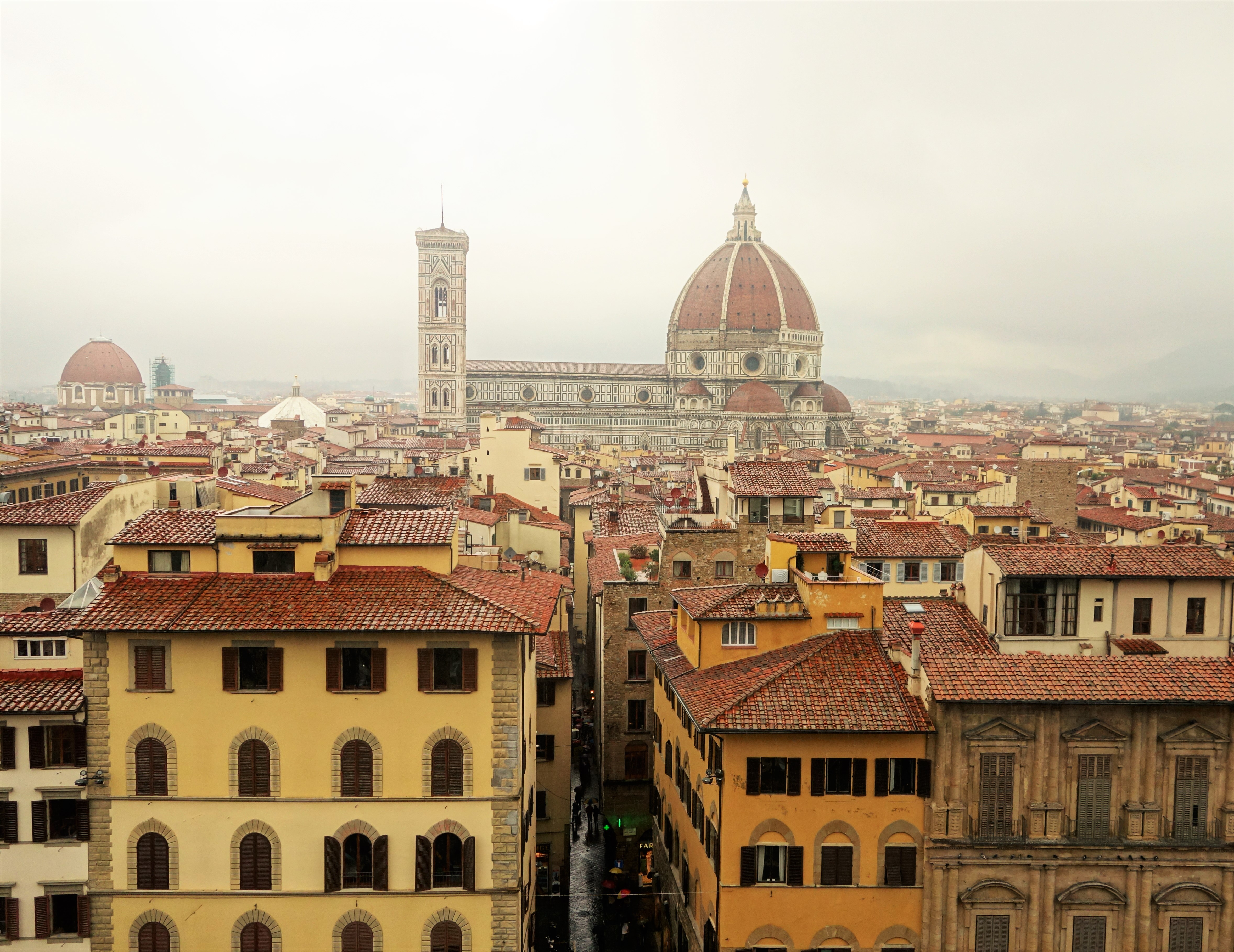 Florence Dome: A View On Florence, Part 1